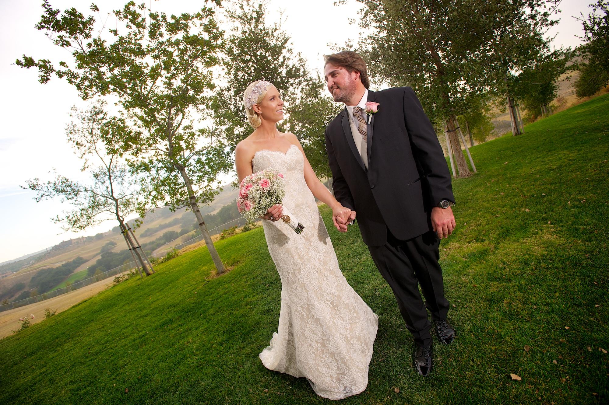 Blush Rose Wedding At Vellano Country Club Chino Hills